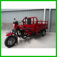 Gas Powered Adult Tricycle Petrol Motor Tricycle