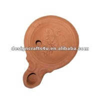 clay oil lamps wholesale