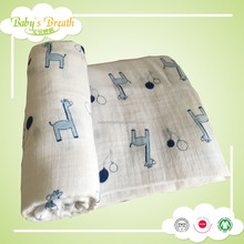 MS166 anais anais muslin baby blankets swaddle fabric