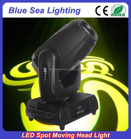 China factory price spot moving head lighting 280w led gobo projector