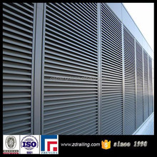Cheap aluminum louver screen, air vent louver