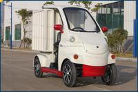 CE electric service cart utility car food cart