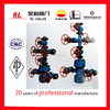 wellhead and christmas tree for oil drilling, wellhead and christmas tree manufacturer