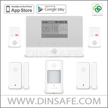 Dinsafe MatiGard Security System without Keypad, Home Security System