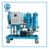 lubrication oil purifier for ZLY-4 Used engine recycling system