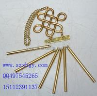 fengshui lucky bell brass windbell wind chime