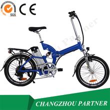Wholesale New Off Road Electric Bike 48V 250W/350W Foldable Frame 48V 10Ah Rear Rack Li-ion Battery for land rover Ebike