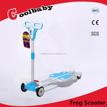 The Latest Version Children Kick Scooter With Light Wheel