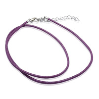 rope bracelet/rope necklace/rope with nice charm