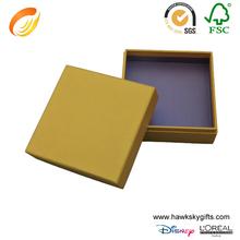 Popular fashion cardboard handmade paper box packaging