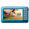4.3inch function megaphone digital TV HDTV portable support FM TV player double magnet VL-7103