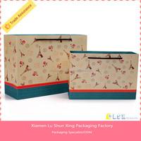 big factory wholesale custom design E- flute cardboard paper corrugated box