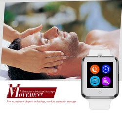 Android Wrist Bluetooth Smart Watch Phone MTK6261 Bluetooth 3.0 With Heart Rate Monitoring 2G Sim card Phone Calling
