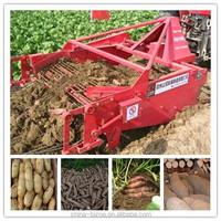 saving energy potato harvester