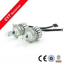 30W H4 High Power White COB LED Car lights Headlight Auto led lighting