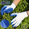 NMSAFETY poly dipped nitrile oil industries hand gloves