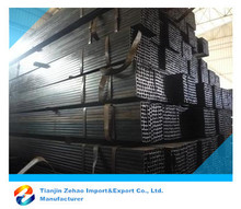 ASTM, DIN, GB, JIS Standard Square Black Steel Pipe for Fence