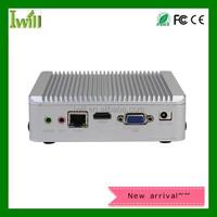 iwill fanless nano I3 4010Y N7 micro pc and dual core mini computer