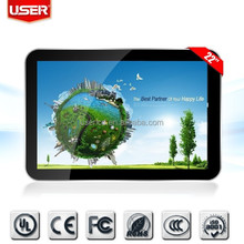 "22"" digital signage, ipad design 22 inch advertising player"