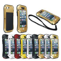 Small Waist Powerful Waterproof Dropproof Case For iPhone 5 Case,For iPhone Case