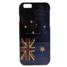 Australia flag Retro cover for iphone 6 6 plus/5/4