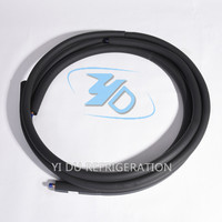 black pipe, large diameter aluminum pipe, aluminium flexible pipe