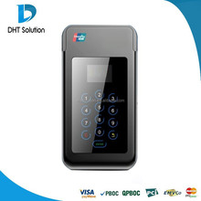 Windows OS supported credit card reader/Mini Pos,USB/Bluetooth connection(DTPOS3356)