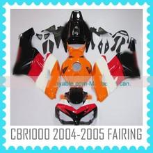 ABS Fairing Kit for HONDA CBR1000rr 2004 2005 repsol cbr body work