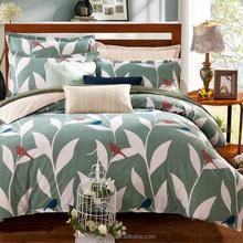 Excellent Quality 100% Cotton Fantasy Floral 4PCS Bedding Sheet Sets