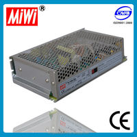S-145-24 miwi 145w 24vdc 6a single output power supply