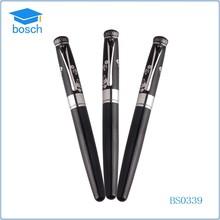 Innovation 0.5mm metal pen promotional pen metal roller ball pens