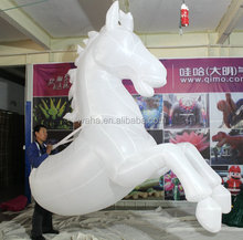 waha customized decoration inflatable horse costume
