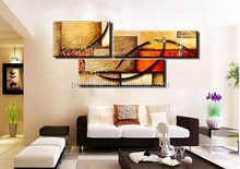 3 piece abstract modern canvas wall art decorative large cheap picture oil painting on canvas for living room home deco