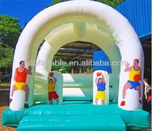 New Inflatable Basket Ball Bouncer