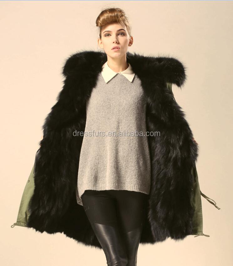 manteau femme capuche vrai fourrure. Black Bedroom Furniture Sets. Home Design Ideas