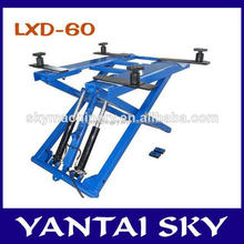 Receive well warmth at home and abroad product lift table used/portable hydraulic lift/lifts for auto service