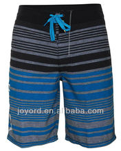 Adults waterproof pockets swim board trunks