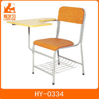 College Student Chairs with Writing Tablet