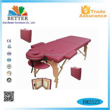 Better hydraulic massage table reiki massage table with carry bag