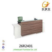 Modern Design Salon Reception Counter Office Furniture Table Desk 26R2401