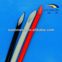 UL&CUL certificate 7mm fiberglass sleeving silicone varnished for electric insulation appliance