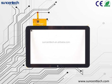 10.1inch touch screen panel Android 800x480 tft lcd display I2C Port custom shape lcd screen