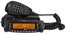 Walkie talkie TYT two way radio ham hf radio transceiver tyt th-9800 with quad band operation