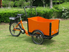 2015 hot sale 3 wheel electric passenger tricycle
