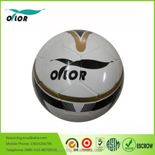 Quality custom cheap machinestiched match football ball