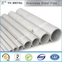 Seamless Steel Pipe used for water heating parts-YC Metal