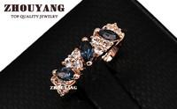 Кольцо ZhouYang Jewelry R264 B 18K ZYR264
