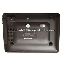 rotatable dvd player with usb port/fast delivery