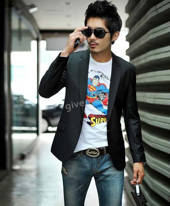 Men Fashion Jacket Casual Mens fashion Business