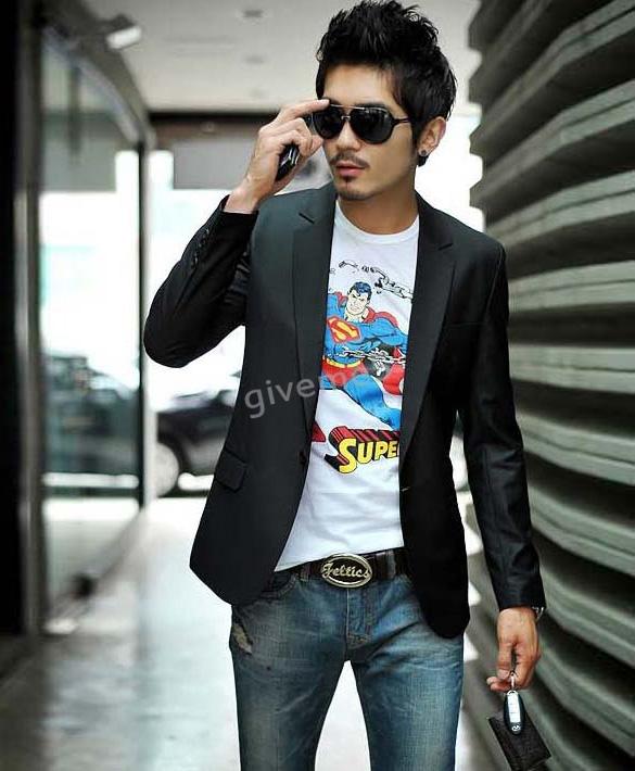 Men Fashion Jacket Casual Mens fashion Business